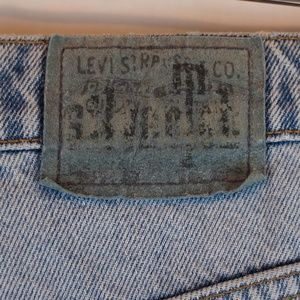 Levi's Jeans - Levis Jeans SilverTab Loose High Waist Tapered Leg